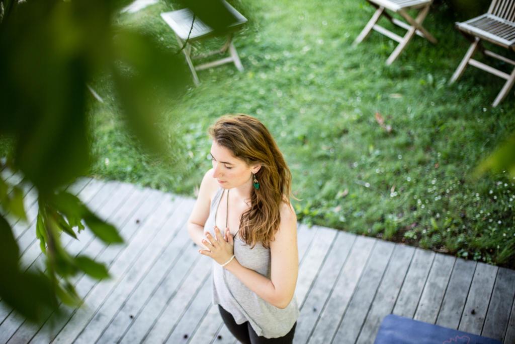 Ariane Enaira Audebert yoga